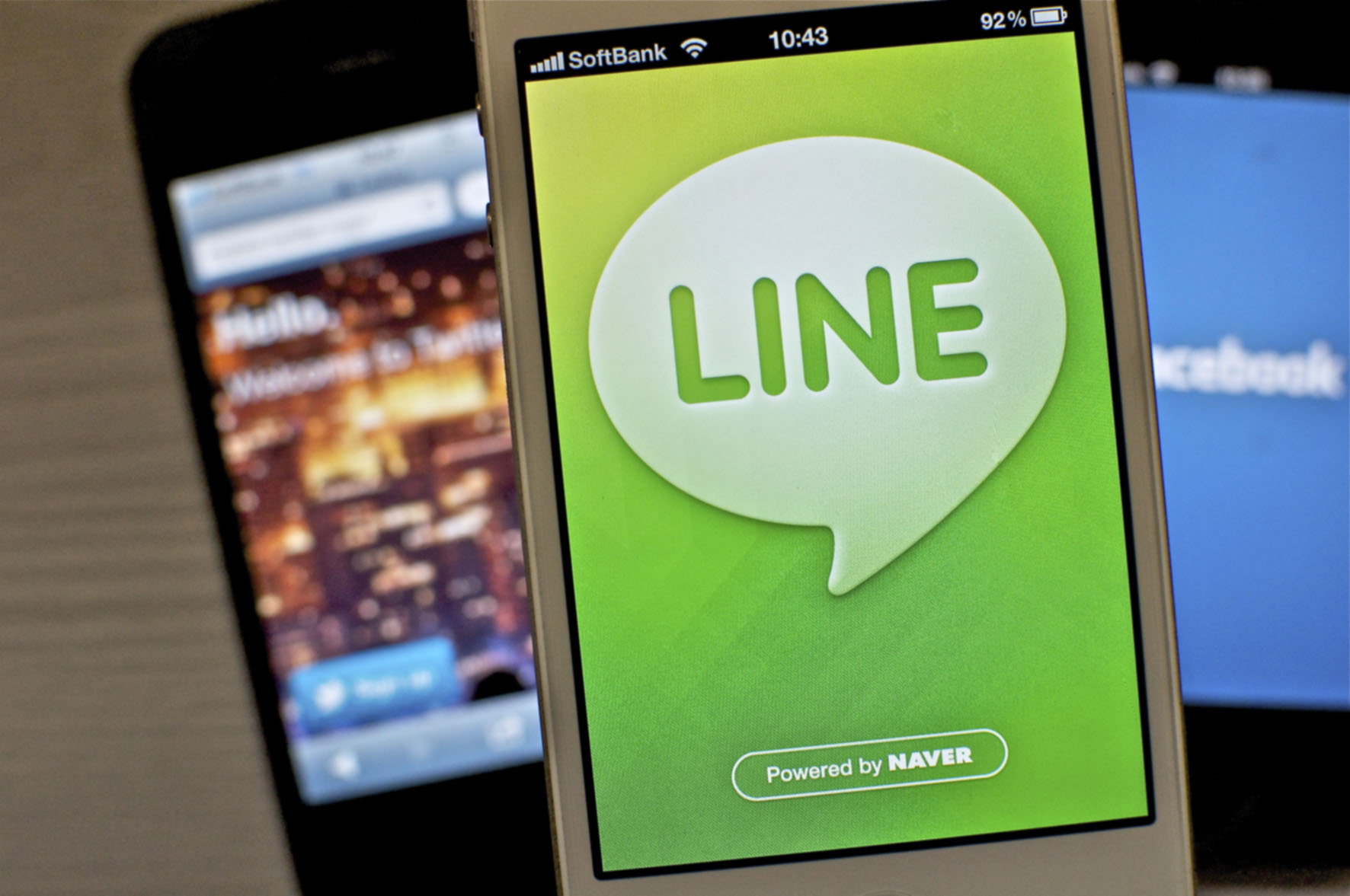 LINE, A Japanese Chat App Goes Crypto 2