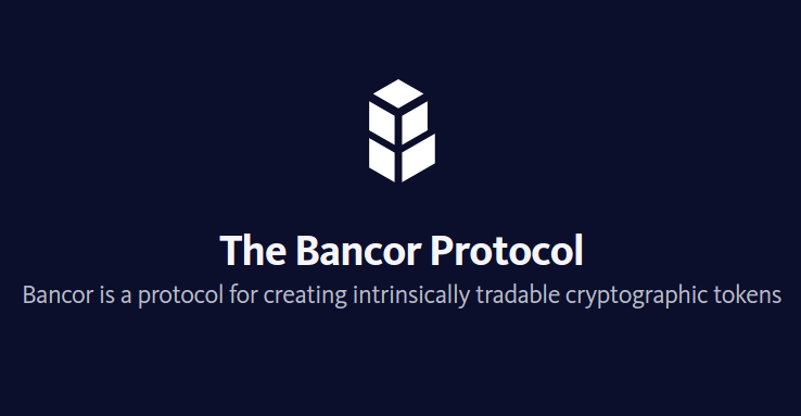 Bancor, one wallet to conver them all 2