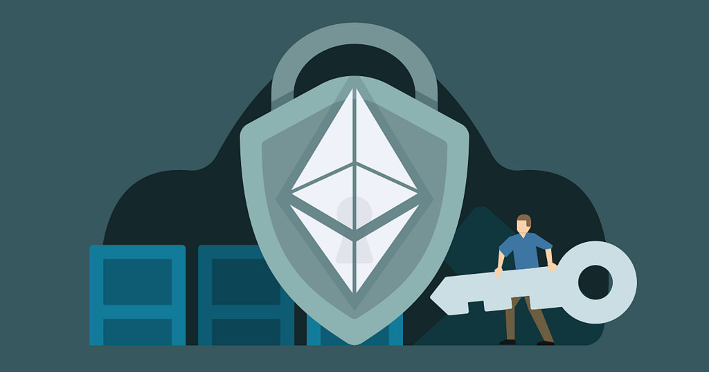 Ethereum security and access.
